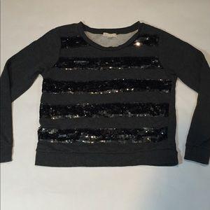 Forever 21 women's long sleeve sweater size Med